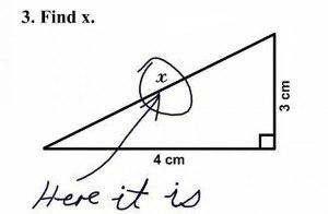where is X
