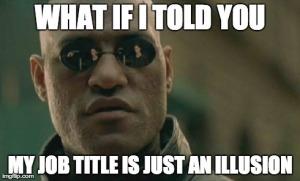 duty title